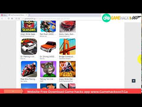Free Download All Games Hacks Apk 2017 2018
