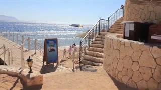 Правда о пляже отеля Sultan Gardens Resort 5 Египет Шарм эль Шейх Октябрь 2019