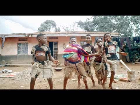 SAMBA (OFFICIAL DANCE VIDEO)  BY TRIPLETS GHETTO KIDS FT EDDY KENZO