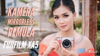 Fujifilm XA5 | Review Kamera Mirrorless Fujifilm Murah untuk Pemula