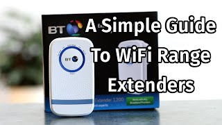 A Simple Guide To Wifi Extenders