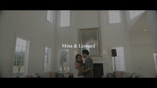 Mina & Leonard Highlight Film | Zpro Films | Wedding Videographer | Milestone Denton Wedding Venue