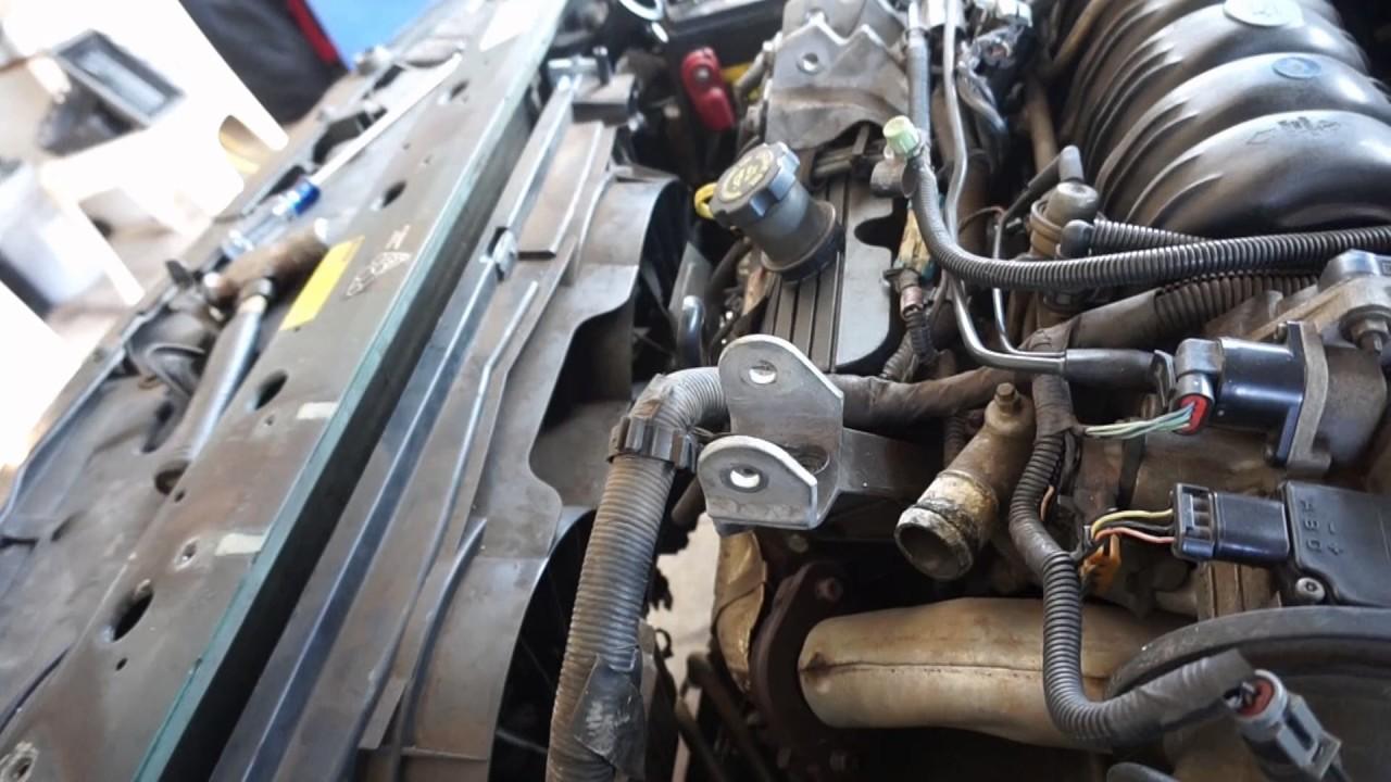 2000 Impala Radiator Replacement Install Youtube Hosing Gm 3400 Engine Diagram
