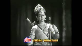 RAM RAM BHAJ RAM RAM BHAJ RAM RAM SHYA RAM - Dilip Dholakia - RAM HANUMAN YUDH (1957) HQ Audio Sound