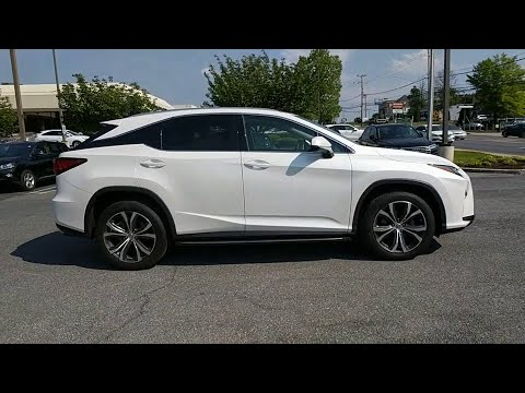 2017 Lexus RX Owings Mills, Pikesville, Ellicott City, Catonsville, Columbia, MD 90840