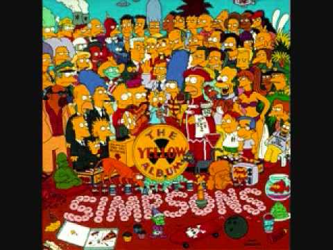 Bart naked simpsons family album