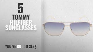 Top 10 Tommy Hilfiger Sunglasses [2018]: Tommy Hilfiger Gradient Rectangular Men