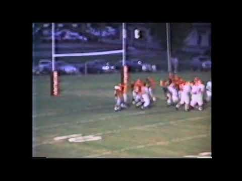 1992 Edmund Burke Academy Spartans at Briarwood Academy Buccaneers (football)