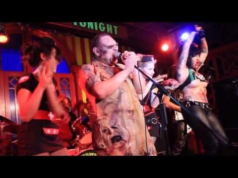 "Haunted Garage - ""Bitch Like You"" (Live @ CIA 10/5/13)"