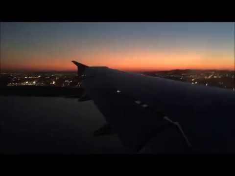 Tunisair A320 TS-IMV Geneva-Tunis full flight