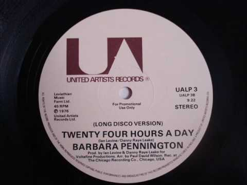Barbara Pennington 24 hrs a day