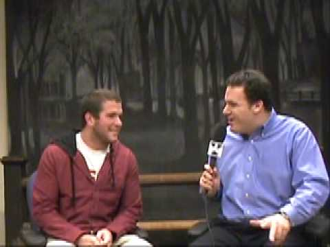 Ron Vaccaro '04 Interviews Football Captain Paul Rice