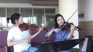아이유(IU)- 블루밍(Blueming)[violin cover 바이올린커버]