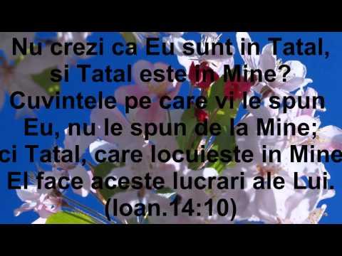 VORBESTE-MI TU ISUSE-cantare crestina