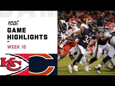 Chiefs vs. Bears Week 16 Highlights   NFL 2019