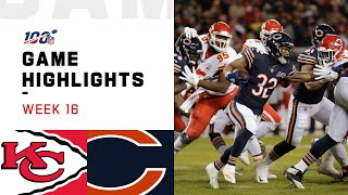 Chiefs vs. Bears Week 16 Highlights | NFL 2019