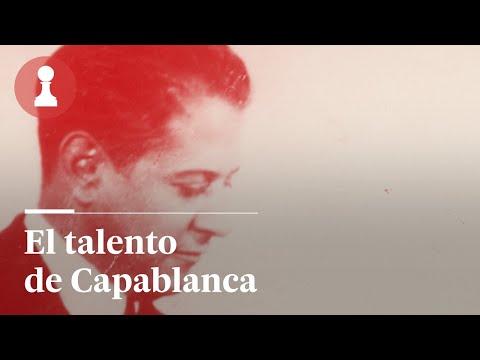 Ajedrez: José Raul Capablanca, un talento cubano
