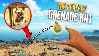 PERFECT GRENADE KILL! | Best PUBG Moments and Funny Highlights - Ep.545