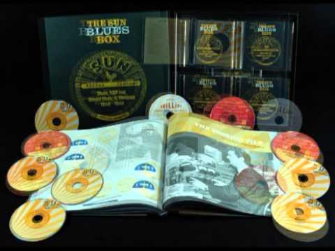 Various - The Sun Blues Box - Blues, R&B And Gospel Music In Memphis 1950-1958