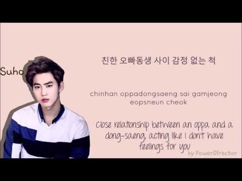 Exo - Tender love  lyrics
