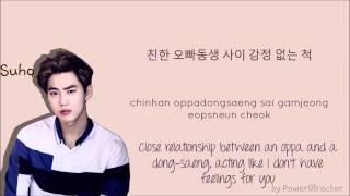 Exo - Tender love  lyrics