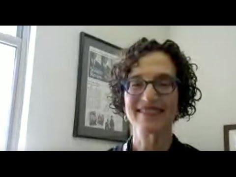 50/50 Day - Jane Eisner of The Forward w/ Tiffany Shlain