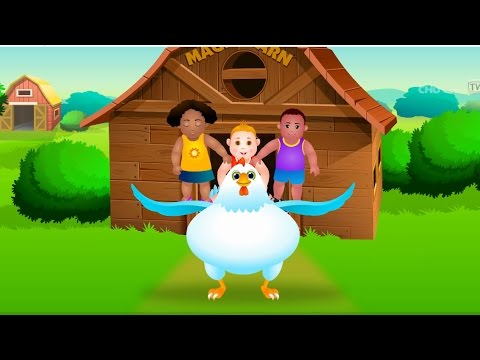 Chuchu TV:  One Two Buckle My Shoe The Magic Numbers Song for children by chuchu tv Mix
