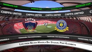 Nedbank Cup | Chippa United vs Tshakhuma Tsha Madzhivhandila