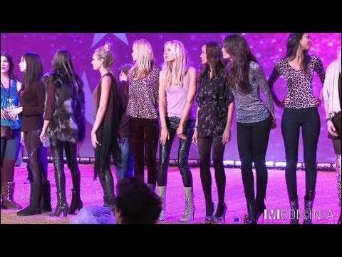 Karolina Kurkova Gets Ready for the 2010 Victoria's Secret F