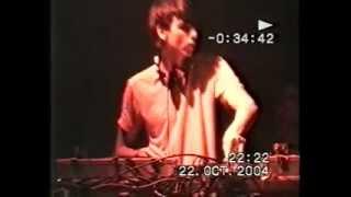 Boys Noize - Electric Kingdom 2004 Lokomotywa Szczecin (Kamera-Filip Czarek)