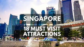 18 Must See Attractions & Things To Do in Singapore │Travel Singapore Guide