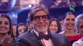 Filmfare Performance Only Fun Parts Shahrukh Khan Kapil Sharma 2016