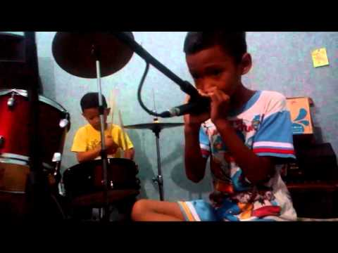 Adly Azzam Drum Cover   Mahadewa Feat  Judika   Immortal Love Song Official Music Video