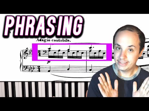 What is Melodic Phrasing in Piano Music and How Do You Play It?