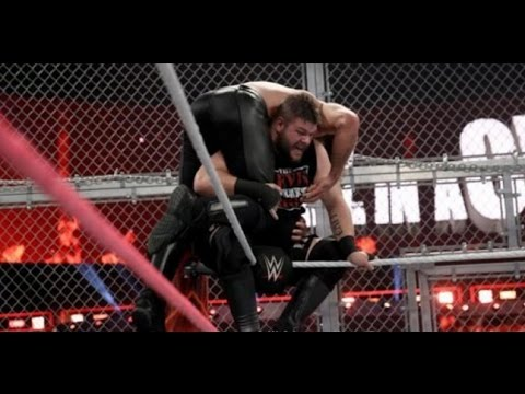 Kevin Owens vs Seth Rollins l Hell in a Cell 2016 l WWE Universal Championship Part 3