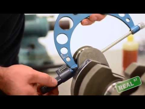 Checking Bearing Clearance - Jay's Tech Tips #8 Real Street Performance