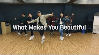 What Makes You Beautiful - One Direction | Gayoung Choreography
