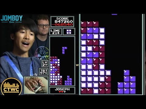 16 Year Old, Joseph Salee Dethrones The 7 Time Tetris Champ, A Breakdown