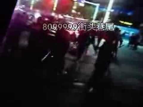 昆明恐怖袭击女暴徒_昆明火车站恐怖暴力袭击事件女暴徒被抓捕瞬间 - YouTube