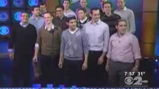 The Yeshiva Maccabeats Perform Live On TV