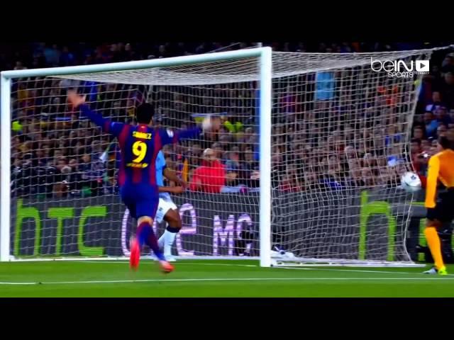 طريق برشلونة إلى نهائي دوري الأبطال