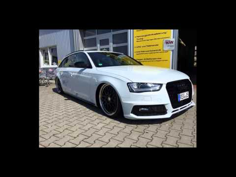 audi a4 b8 8k s line avant tuning by gepfeffert youtube. Black Bedroom Furniture Sets. Home Design Ideas