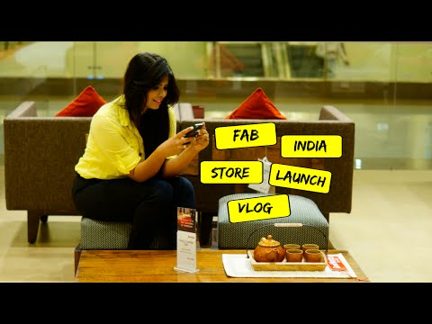 Fab India Store Launch Vlog Ft. Home Decor Styling Tips By Good Homes Magazine Editor Ronitaa Italia