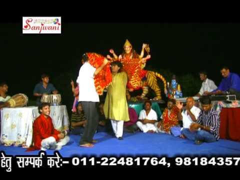 HD Video 2015 New Bhojpuri Devi Geet || Maiya Ke Baje Paijaniya || Guddu Rangila