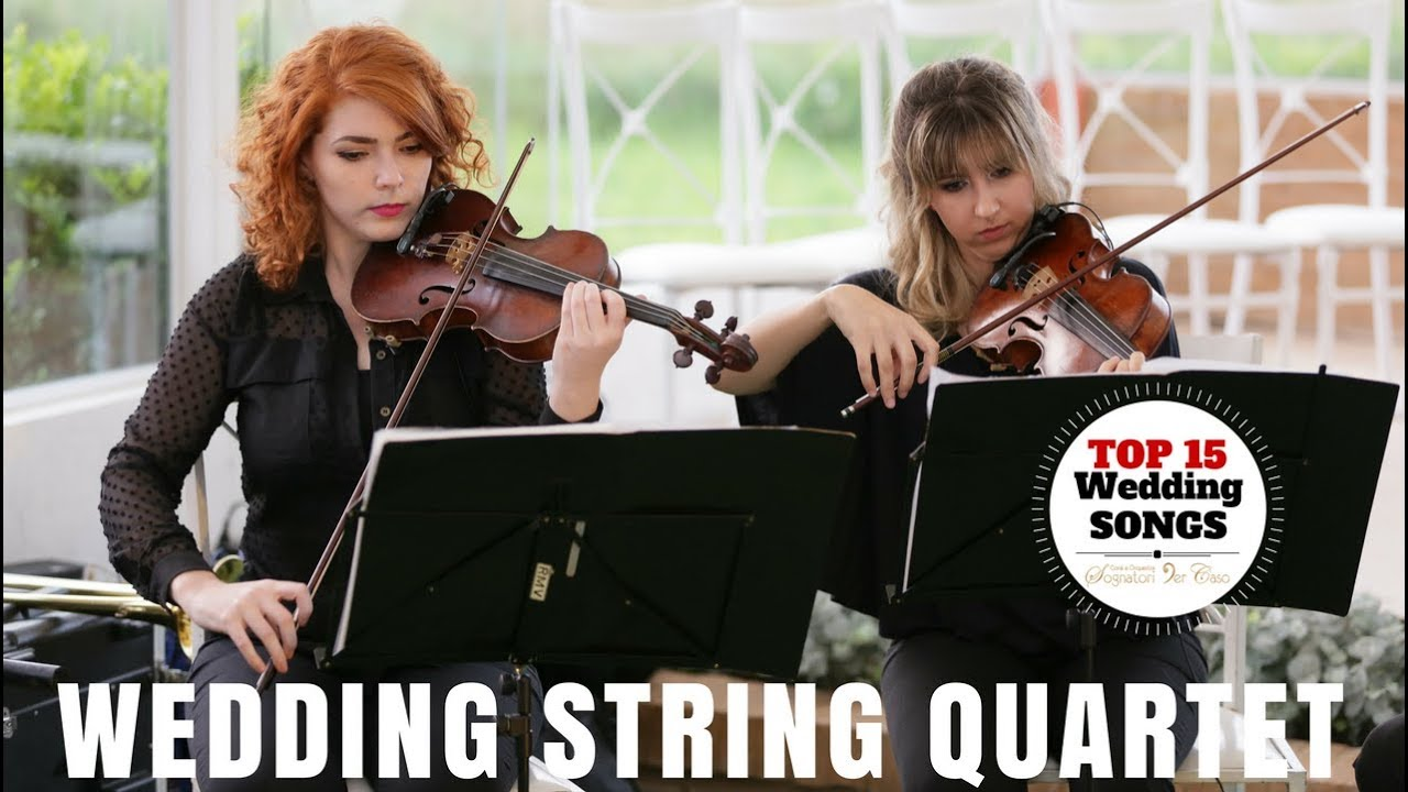 Best Wedding Songs String Quartet
