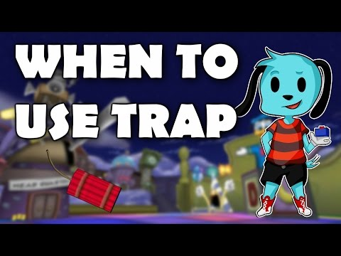 When is it ok to use Trap??