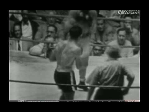 Carmen Basilio -vs- Chuck Davey II 7/16/52 part 2
