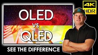 OLED vs QLED – LG CX vs Samsung Q90T + Sony A8H vs Sony X900H