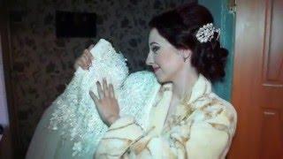 Сборы жениха и невесты, Свадьба, молодожены,