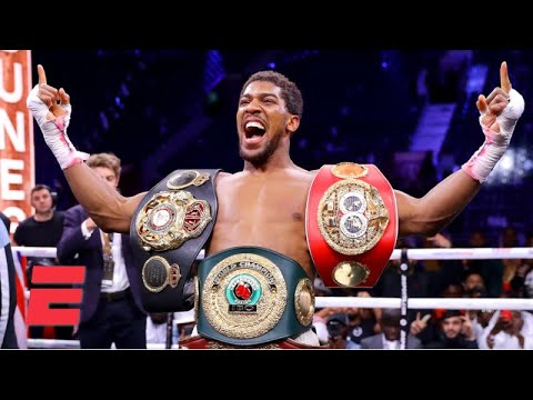 Bold Predictions For 2020: Anthony Joshua To Lose His Titles? A New Manny Pacquiao? | ESPN Boxing